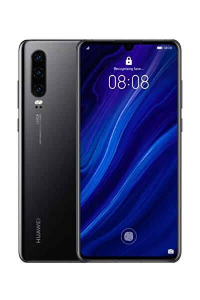 Huawei P30 128GB Gece Siyahı Cep Telefonu (Huawei Türkiye Garantili)