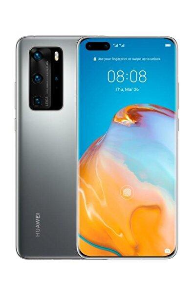 Huawei P40 Pro 256 GB Gümüş (Huawei Türkiye Garantili) Cep Telefonu