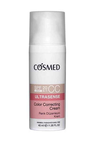 COSMED Ultrasense Color Correcting Cream Light 40 ml