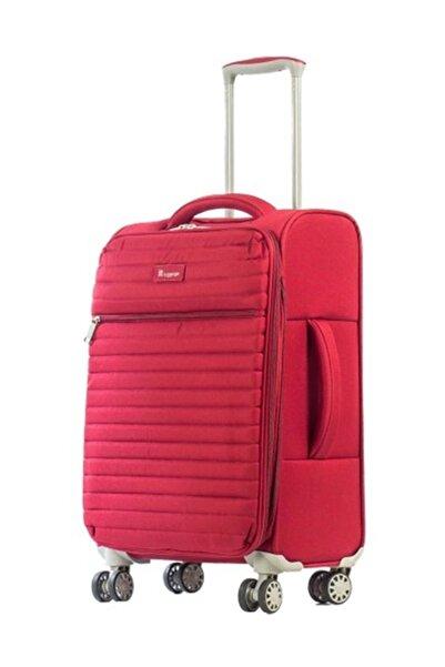 IT LUGGAGE Kabin Boy Valiz It2148-S Kırmızı