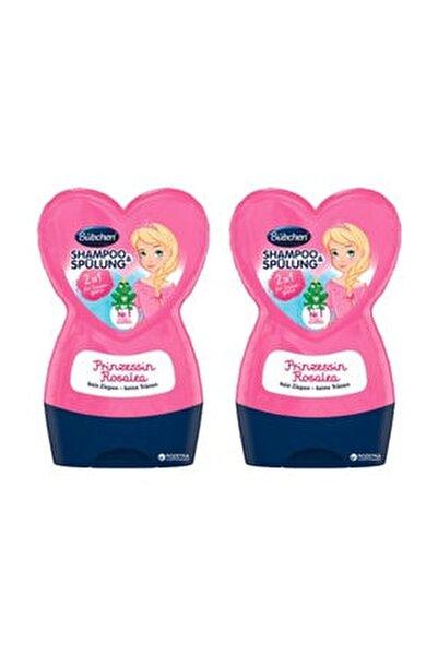 Prenses Rosalea Çocuk Şampuanı + Balsam 230 Ml X 2 Adet
