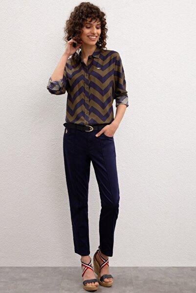 U.S. Polo Assn. Kadın Pantolon G082GL078.000.1032400