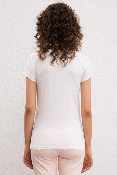 Kadın T-Shirt G082SZ011.000.949757