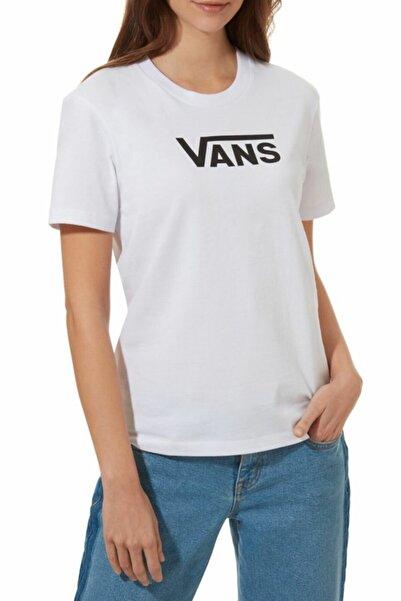 Vans Flyıng V Classıc Kadın Tişört Vn0a47whwht1