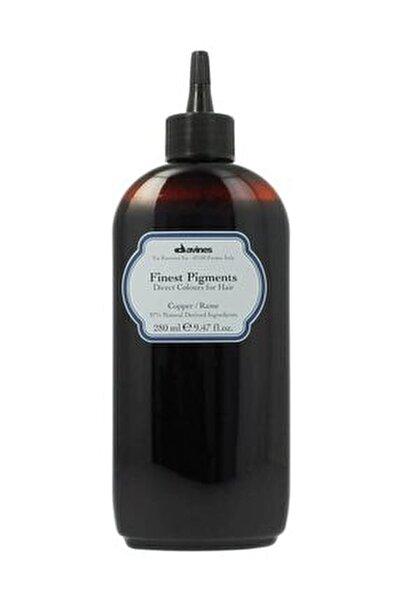 Finest Pigment Saç ve Boya Cilası 280 ml - Copper / Rame 8004608224051 (Oksidansız)