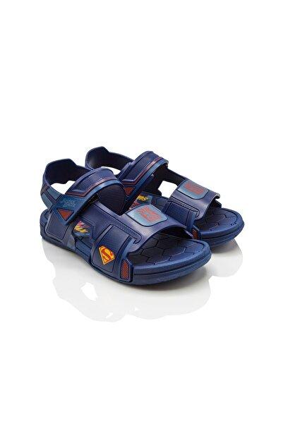 İpanema Ip Liga Da Justica Icon Mavi Çocuk Sandalet Wpp0293