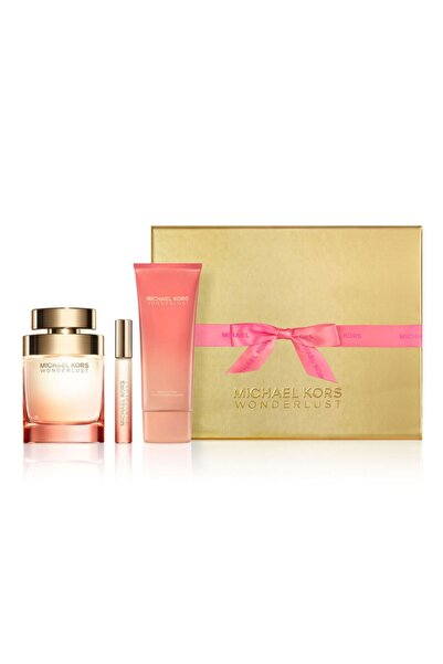 Michael Kors Wonderlust Edp 100 ml Kadın Parfüm Set