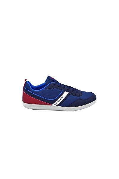 DUNLOP Erkek Günlük Lacivert Kırmızı Spor Ayakkabı 349712370-1