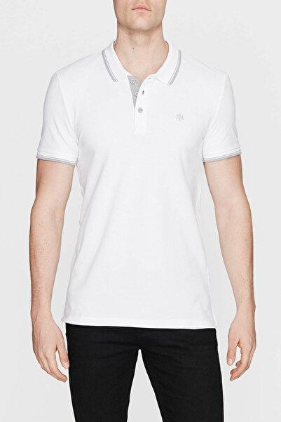 Erkek Beyaz Polo T-Shirt 064164-27879