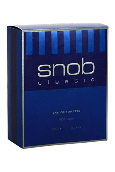 Snob Eau De Toilette Classic Edt Erkek Parfümü 100 ml 8690644006050