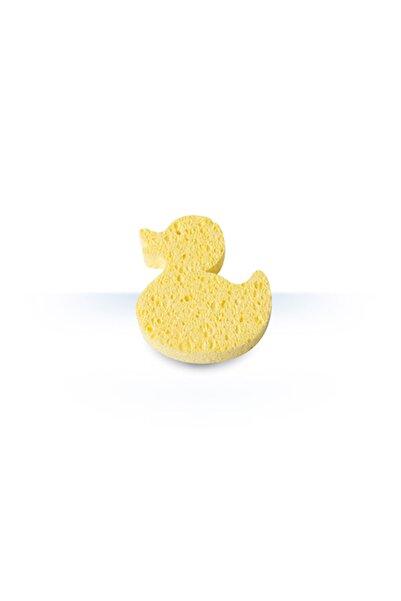 Wee Baby Doğal Selülozik Banyo Süngeri - Ördek