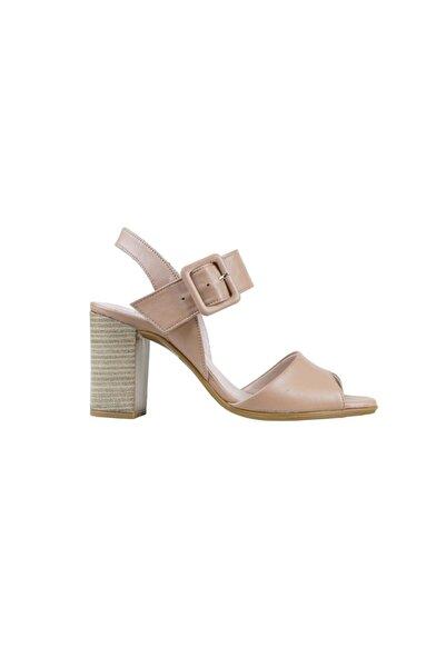 Greyder Kadın Vızon Derı Sandalet 0Y2TS57521