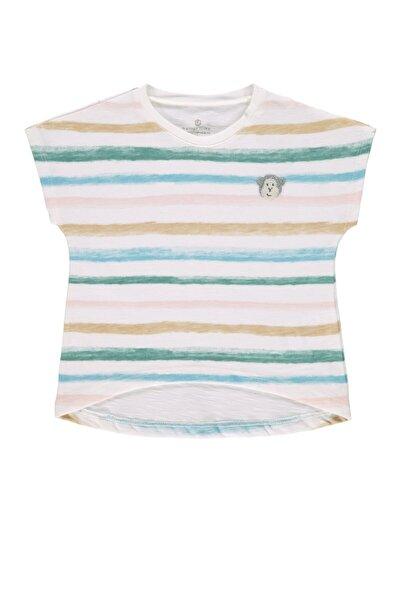 Bellybutton 196-3131 Organik Kız Çocuk T-shirt
