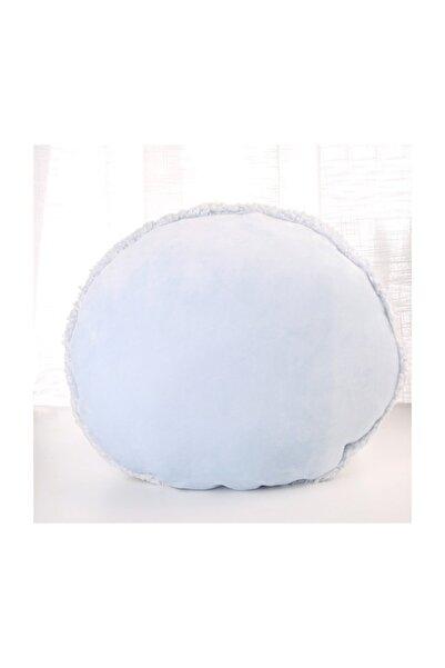 YOYOSO Makaron Yastık Açık Mavi