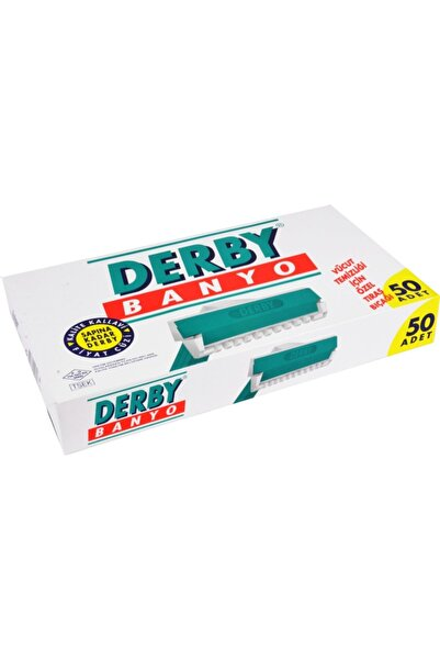 Derby 50'li Banyo Kartela