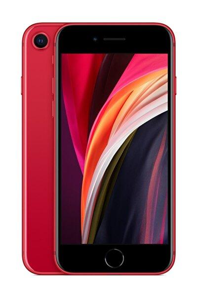 Apple iPhone SE (2020) 64 GB Kırmızı Cep Telefonu (Apple Türkiye Garantili) Aksesuarlı Kutu