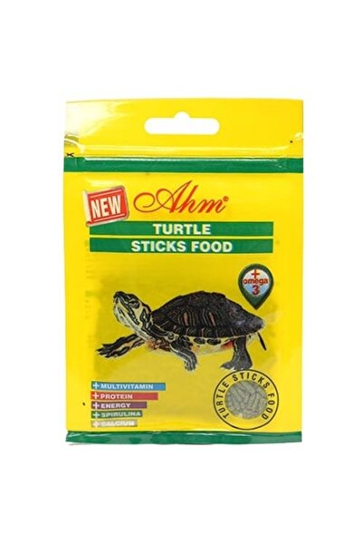 Ahm Turtle Sticks Green Food 10 gr