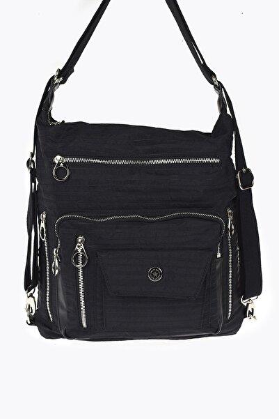 SMART BAGS Siyah Kadın Bel Çantası 0Smgw2020034