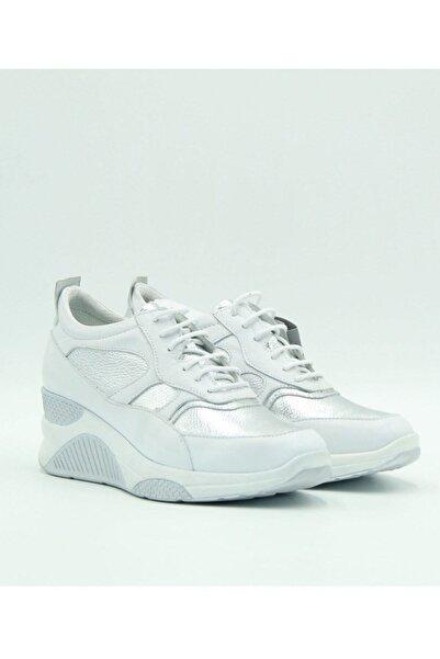 Venüs Yüksek Taban Hakiki Deri Sneaker 1856011y