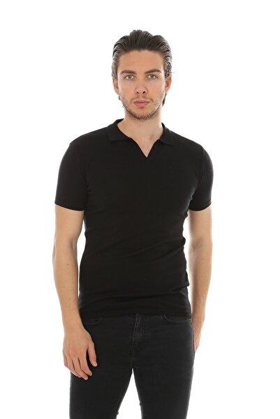 Lenasso Polo Yaka Triko T-shirt Ab-k61009lns