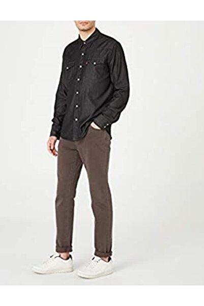 Levi's Erkek Siyah Classic Western Gömlek 66986-0109