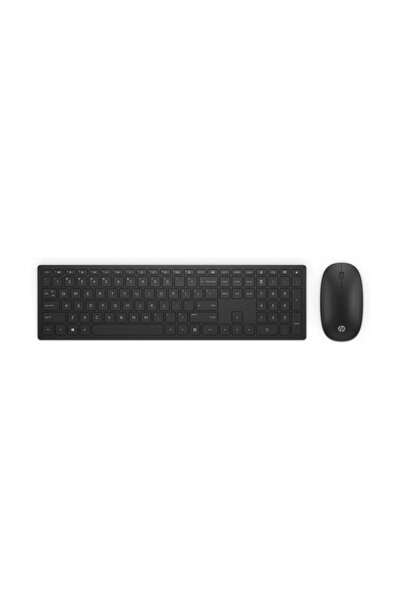 HP Pavilion Kablosuz Klavye Mouse 800 Set Siyah 4CE99aa
