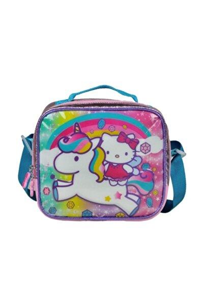 Hello Kitty Kabartmalı Beslenme Çantası - 95851