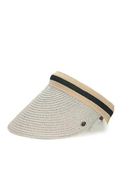 Ayarlanabilir Hasır Örgü Plaj Şapka