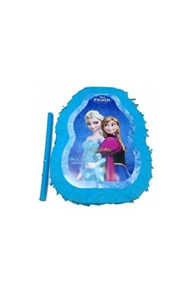 Happyland Ayd Disney Frozen Elsa Anna Temalı Pinyata Sopalı
