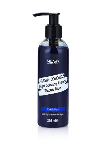 Flashy Colors Saç Boyası Elektrik Mavi 210 ml 8698636611121