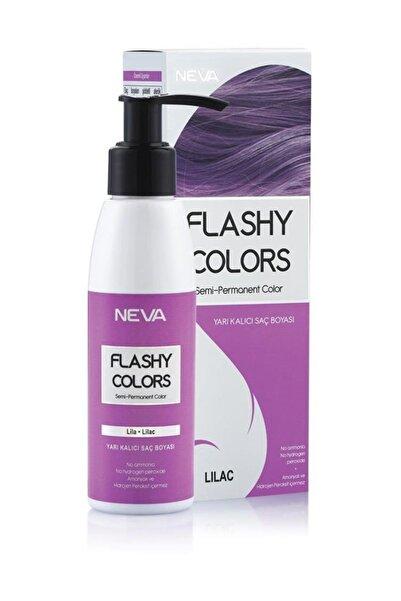 Flashy Colors Yarı Kalıcı Saç Boyası Lila 100 ml 8698636612746