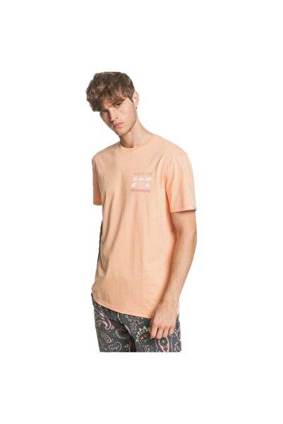Quiksilver Erkek T-shirt Slow Burn