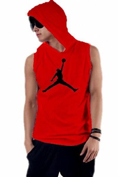 Air Jordan Kapşonlu  T-Shirt