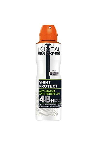 L'Oreal Paris Men Expert Shirt Protect 150 ml Erkek Deodorant 48h