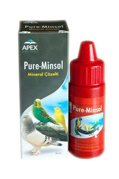 Apex Saka Için Mineral Çözelti - Pure-minsol