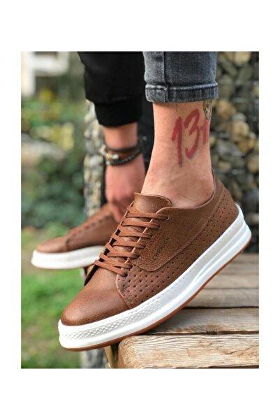 TT043 Taba Bt Erkek Günlük Ayakkabı