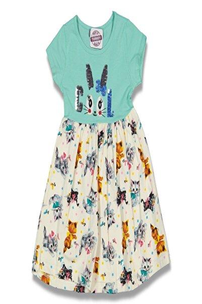 Flower Çocuk Elbise