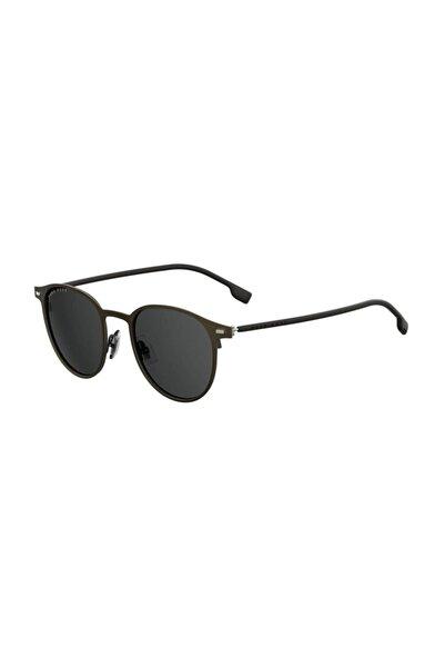 Hugo Boss Unisex Oval Güneş Gözlüğü 1008/S 4IN IR 51 G