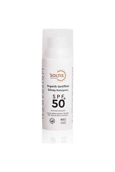 Güneş Koruyucu Krem Spf 50+ 50 ml