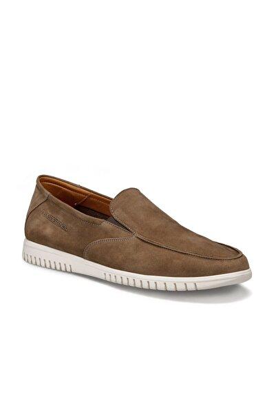 lumberjack Alıt Nub Kum Rengi Erkek Loafer Ayakkabı