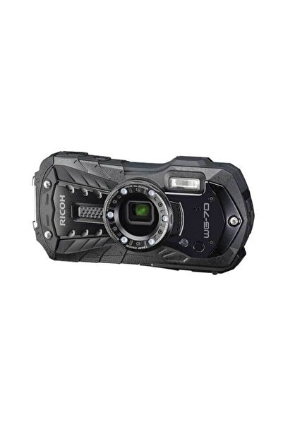 Ricoh Wg-70 Fotoğraf Makinesi - Siyah