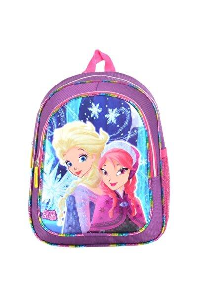 Sailor Çocuk  3d Baskılı Anaokulu  Sırt Çantası