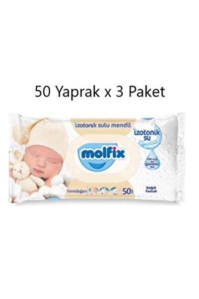 Molfix Izotonık Sulu Mendil Yenıdogan 150'li