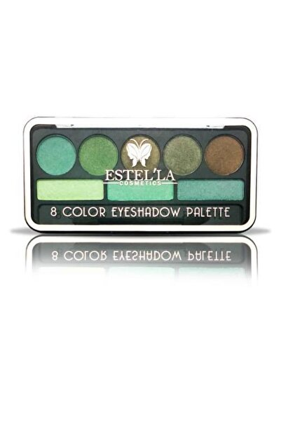 Estella 8 Color Göz Farı Paleti