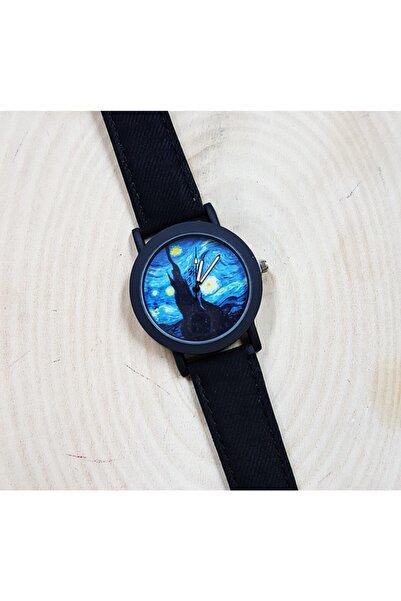 Köstebek Van Gogh - The Starry Night Kol Saati
