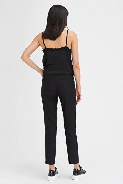 Kadın Siyah Sihirli Pantolon 20YG001101