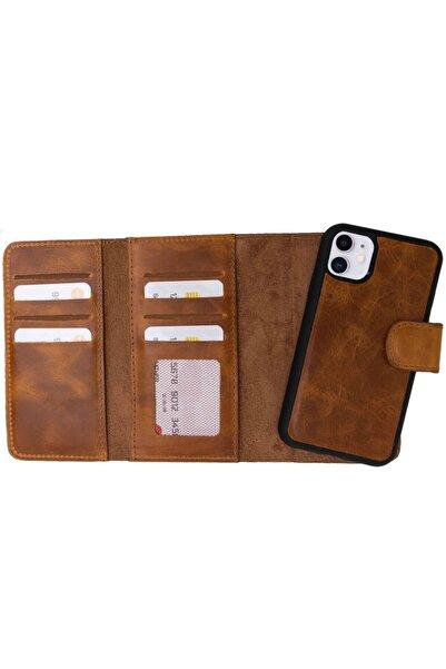 PLM Santa Mw Deri Telefon Kılıfı Iphone11 Taba