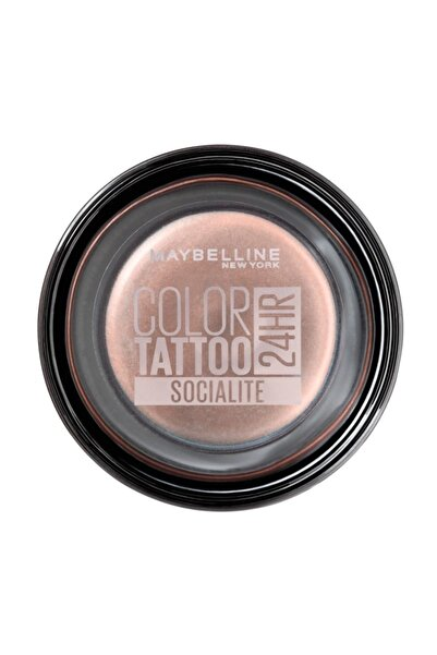 Maybelline New York Krem Göz Farı - Color Tattoo 24HR 150 Socialite 3600531581466