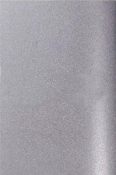 More Gümüş Gri Düz Renk Duvar Kağıdı (5 M²) 1946