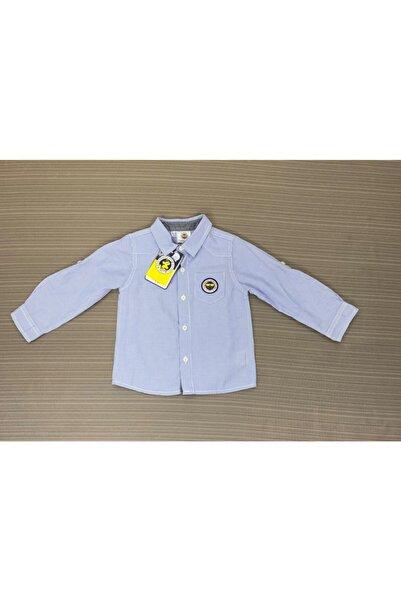 Fenerium Fenerbahçe Lisanslı Erkek Çocuk Gömlek